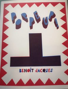 Poppeup, Benoît Jacques, Benoît Jacques Books, 64 pages, 20 €.