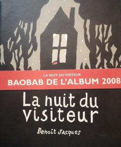 La nuit du visiteur, Benoît Jacques, Benoît Jacques Books, 115 pages, 21 €.