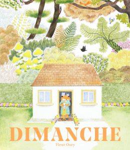 Fleur Oury, Les Fourmis rouges, 36 pages, 15,50 €. Dès 4 ans